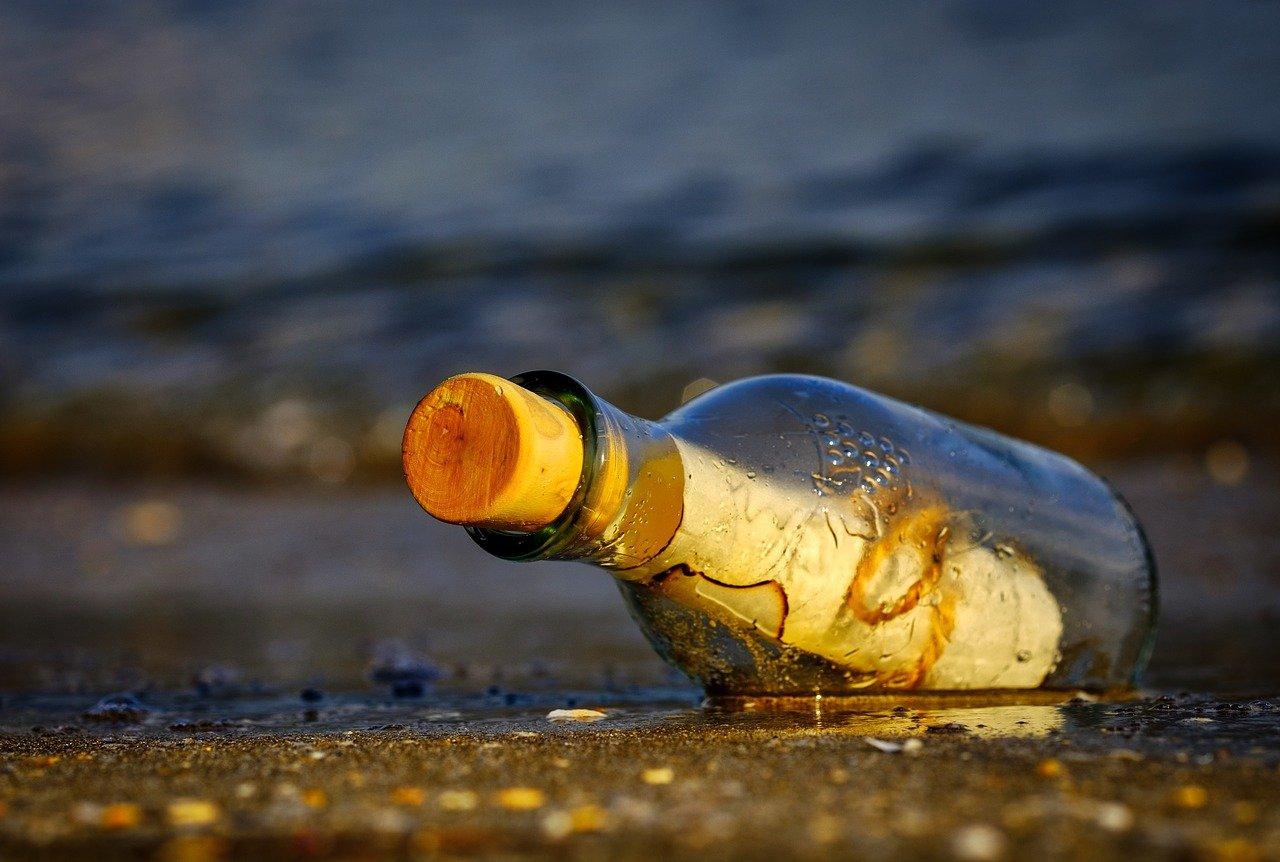 bouteille a la mer